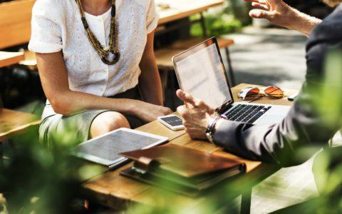 Geschäftliches Handeln im Affiliate-Marketing